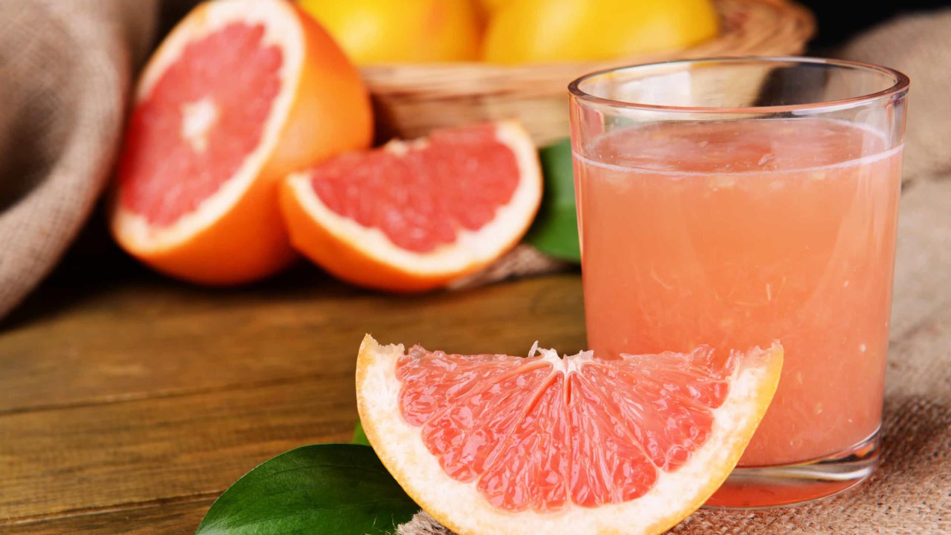Olá, corpo de verão! O sumo de toranja e limão que 'destrói' a celulite