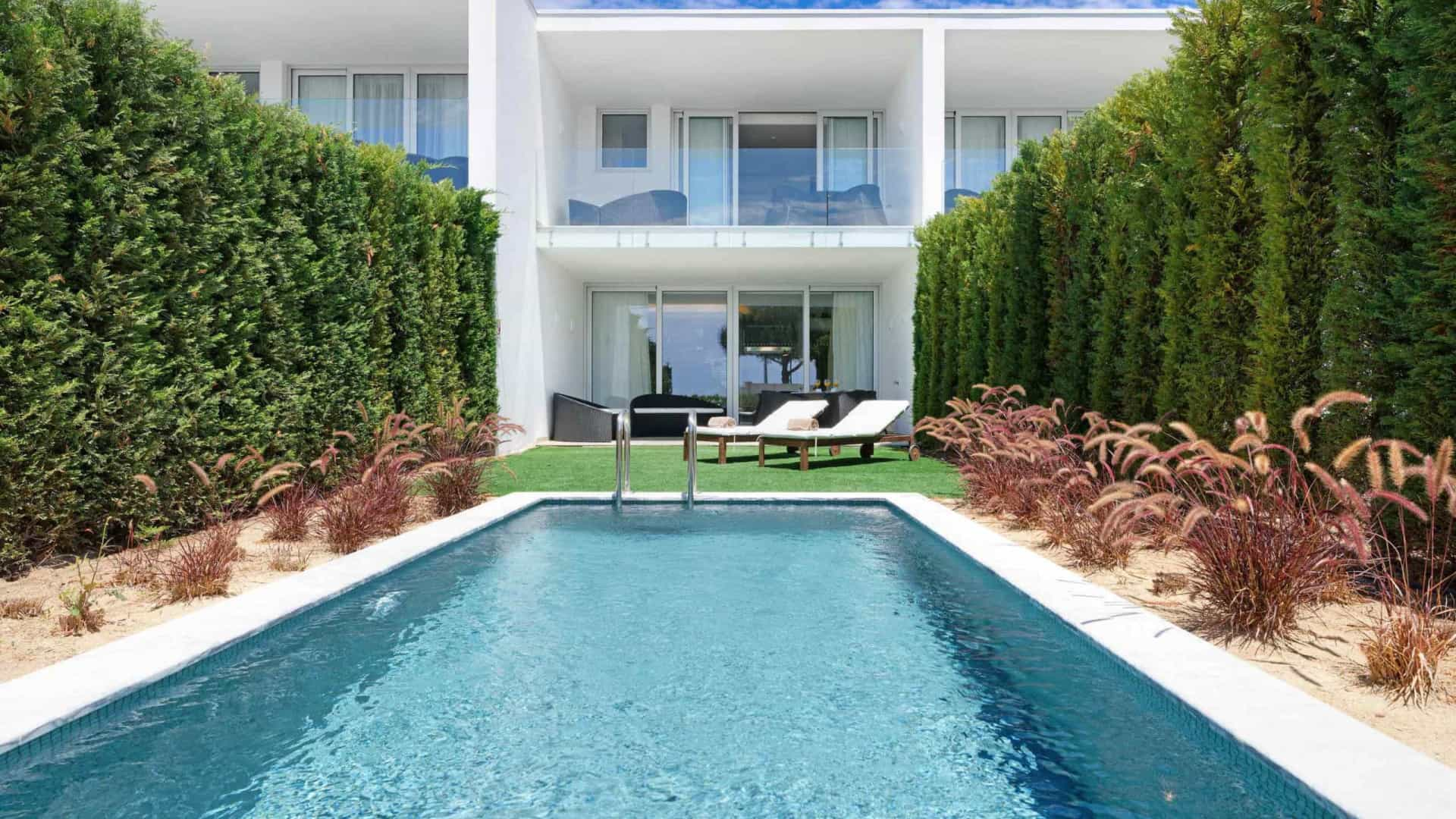 E que tal uma escapadinha segura e relaxante ao Algarve com chef e spa?