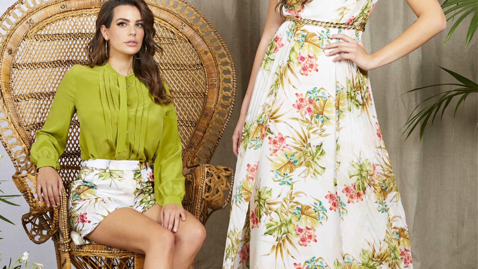 A nova coleção Marciano SS21 inspira-se no ritmo contagiante de Cuba