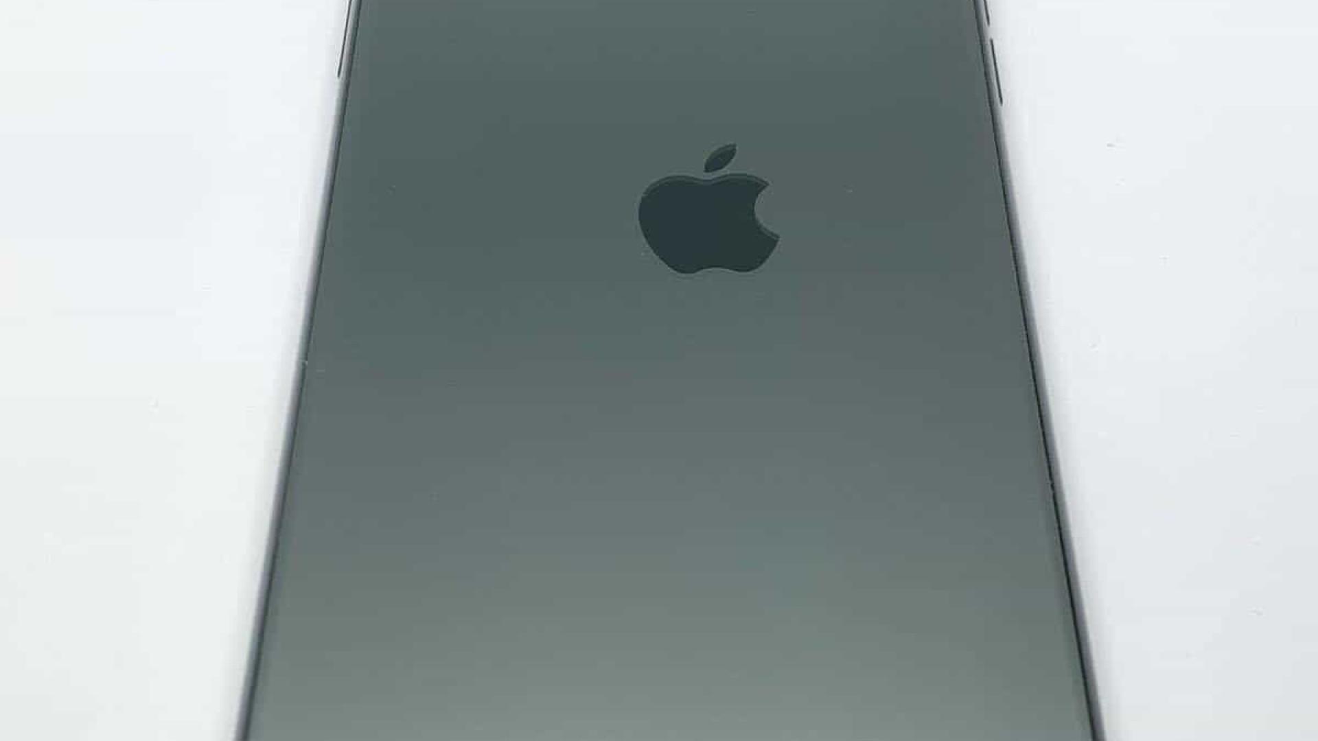 "Este iPhone 11 Pro é ""extremamente raro"". Consegue perceber porquê?"