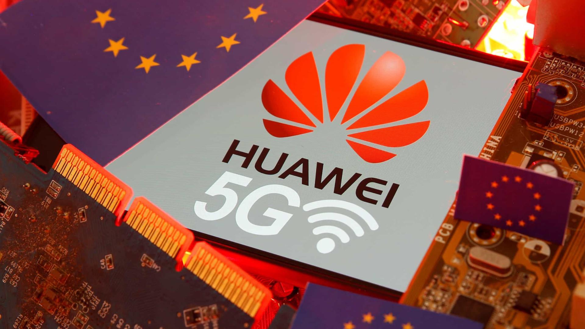 China e Huawei banidas da rede 5G na Roménia
