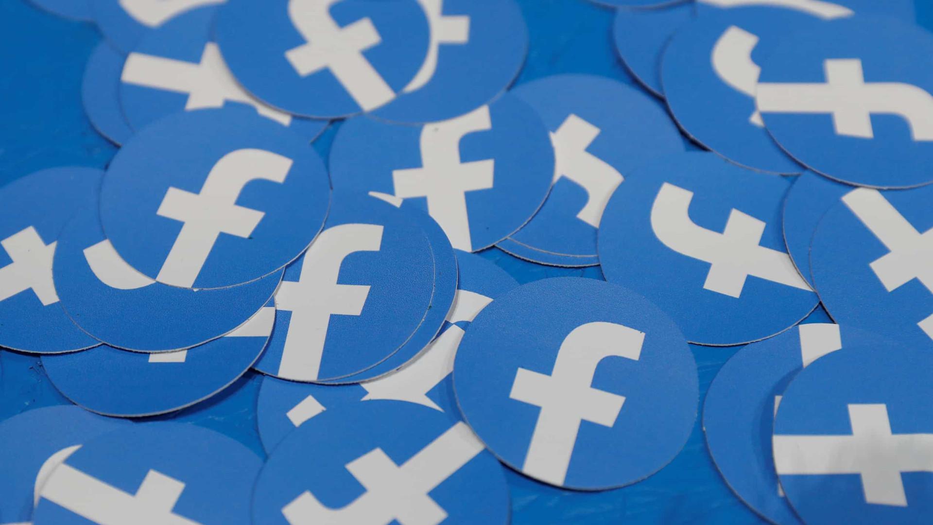 Facebook disponível para disponibilizar 'Supremo Tribunal' a rivais