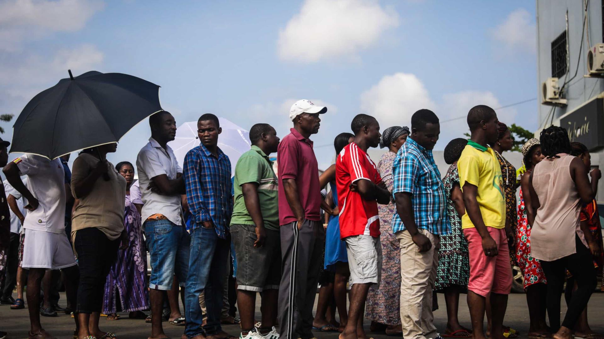 Madem-G15 pede novo recenseamento para presidenciais da Guiné-Bissau