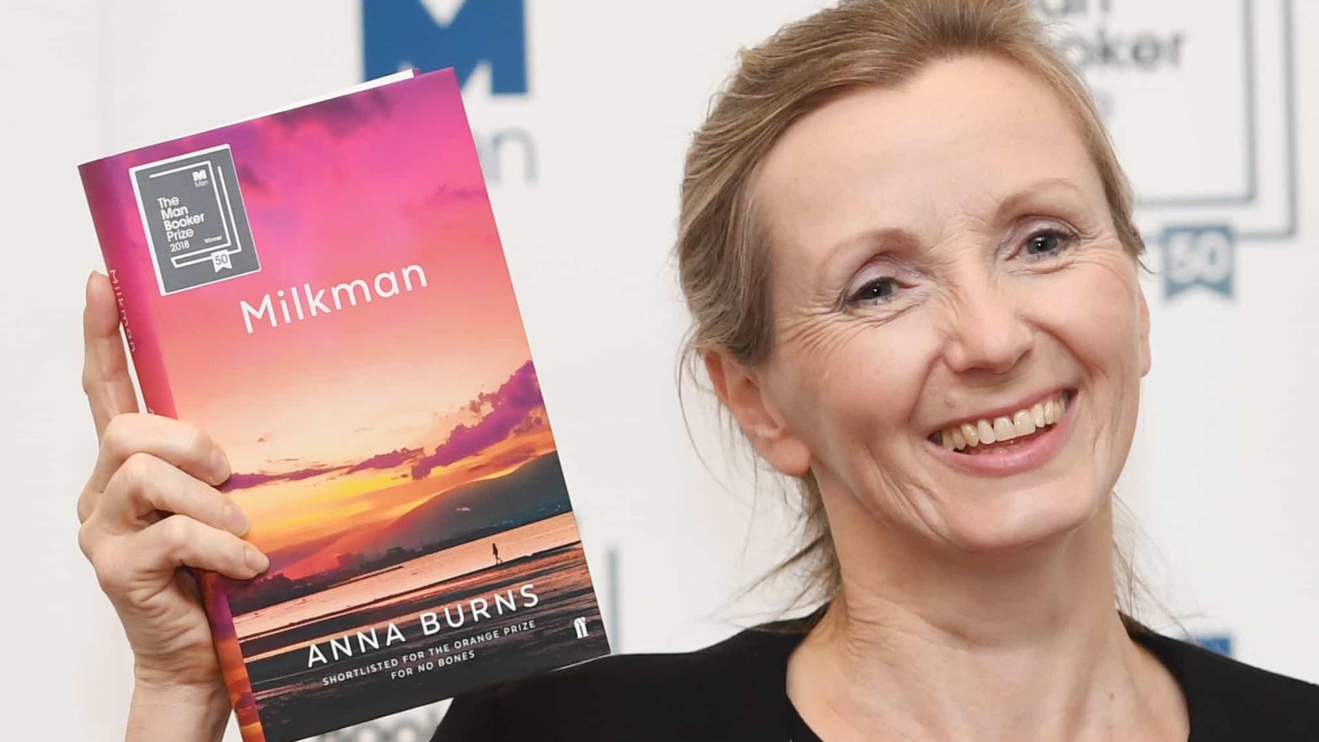 Anna Burns vence Prémio Internacional Literário de Dublin com 'Milkman'