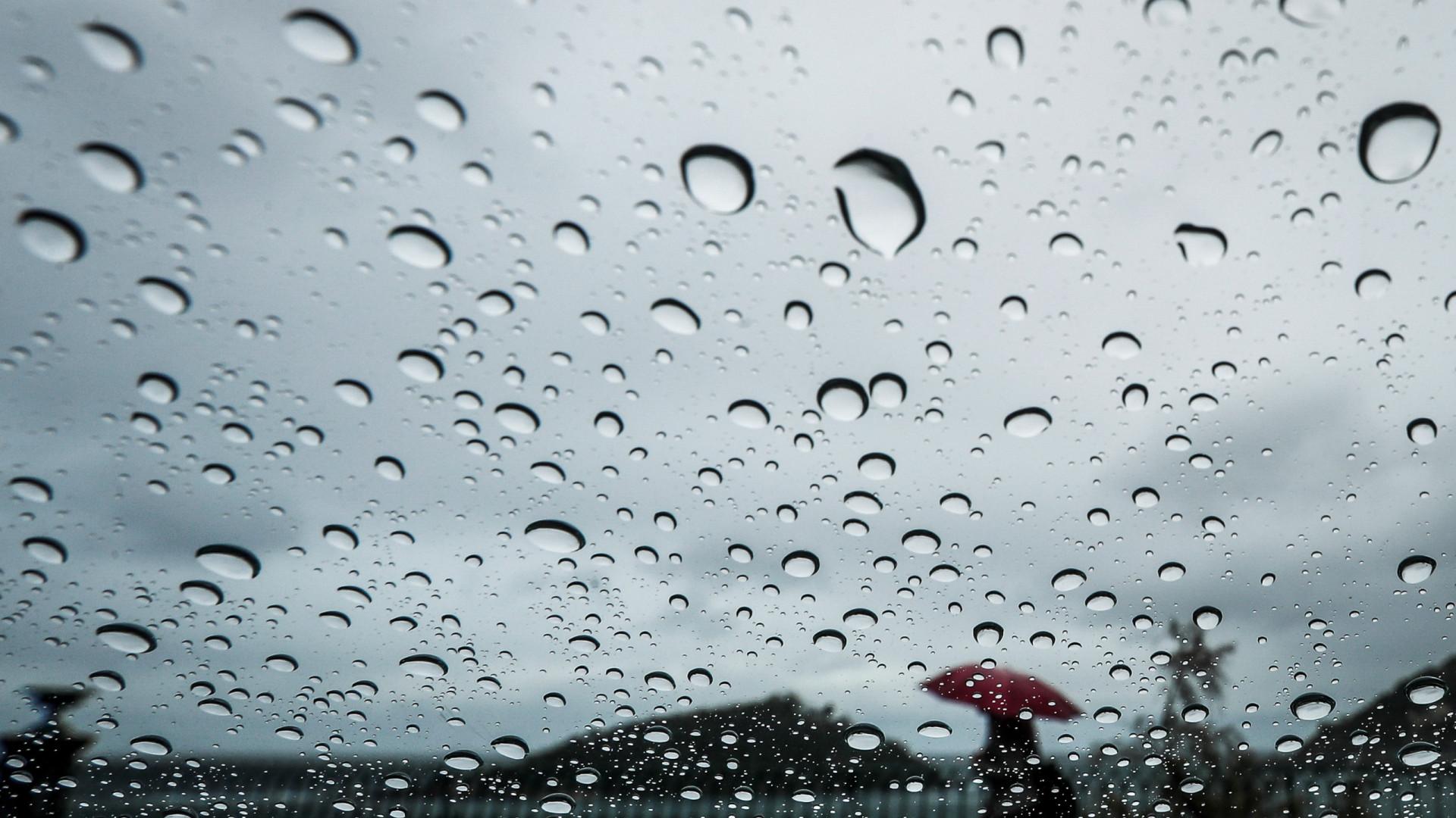 Depois de Hortense, Ignacio. Chuva deixa seis distritos em alerta