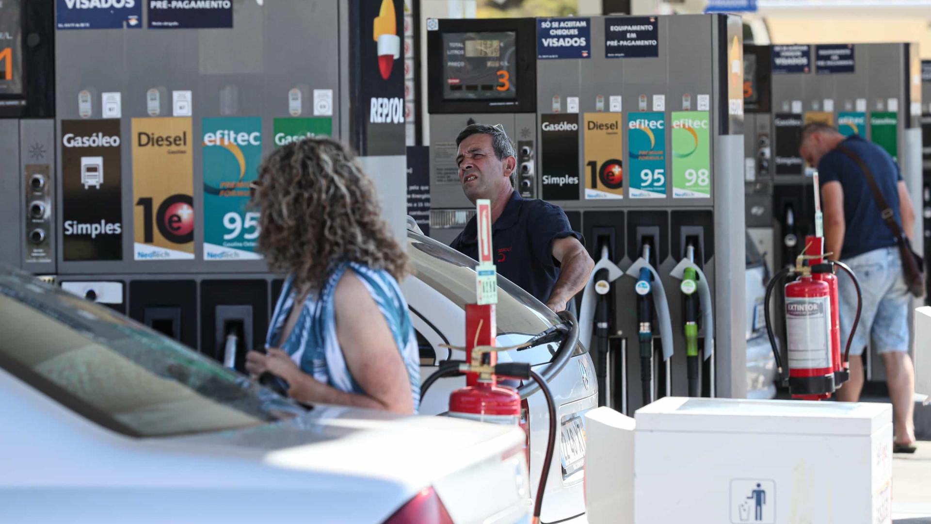 """Governo devia intervir menos"" no mercado dos combustíveis"