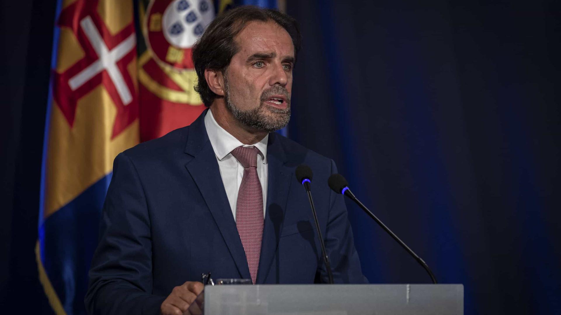 Miguel Albuquerque rejeita cisões no Governo Regional de coligação