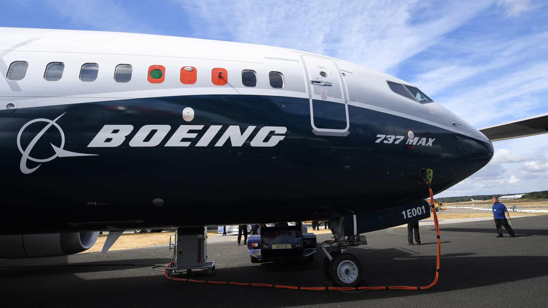 Boeing espera retomar voos do 737 MAX no início de 2020
