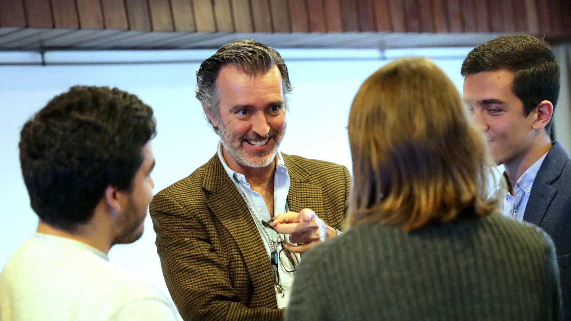 Cotrim Figueiredo confirma candidatura à liderança da Iniciativa Liberal