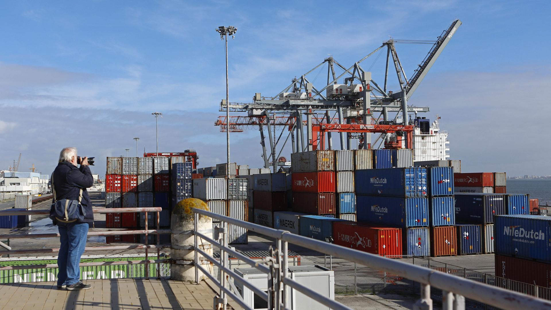 Empresas de Trabalho Portuário de Lisboa querem reunião com sindicato