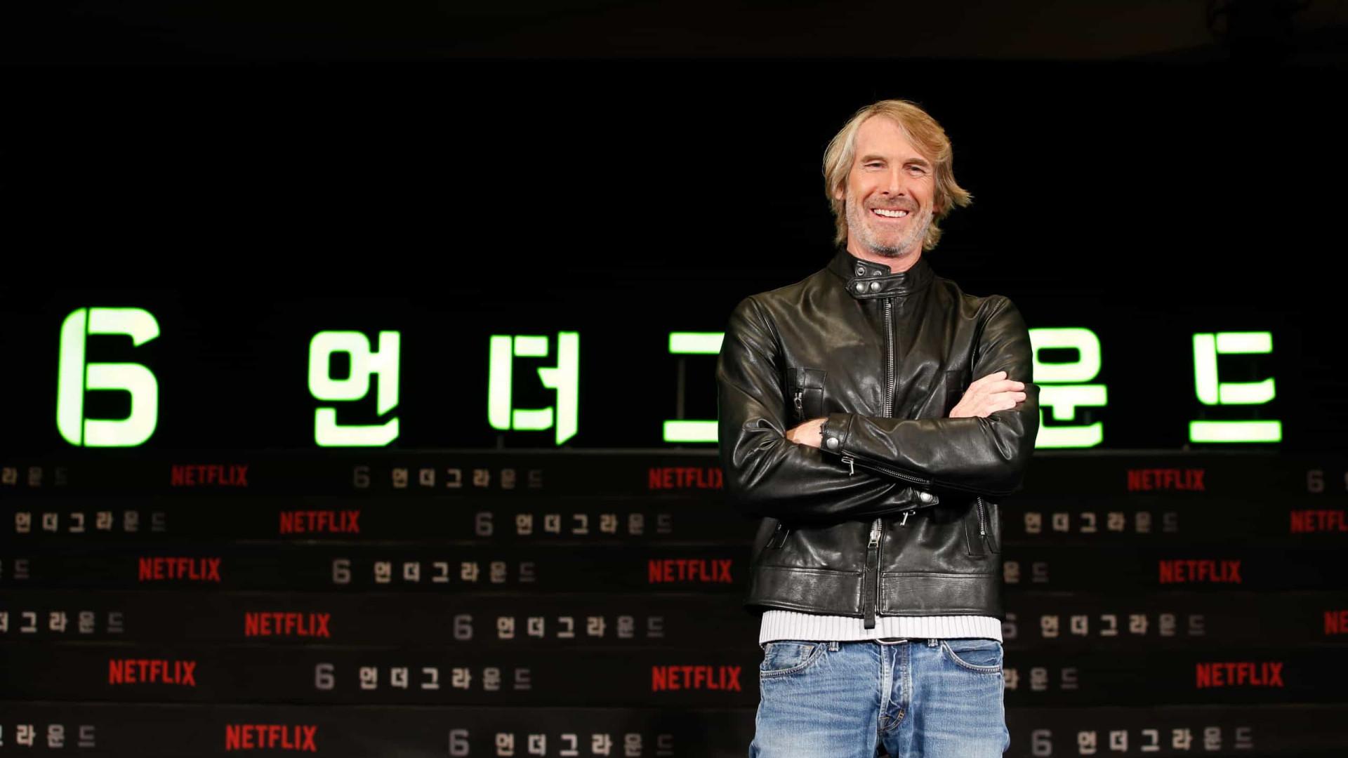 '6 Underground' de Michael Bay, com Lídia Franco, estreia-se na Netflix