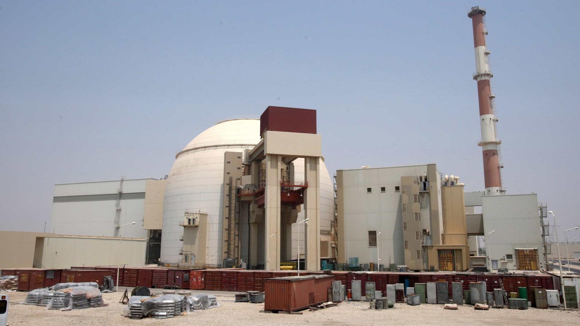 Central nuclear iraniana suspende atividade após situação de emergência