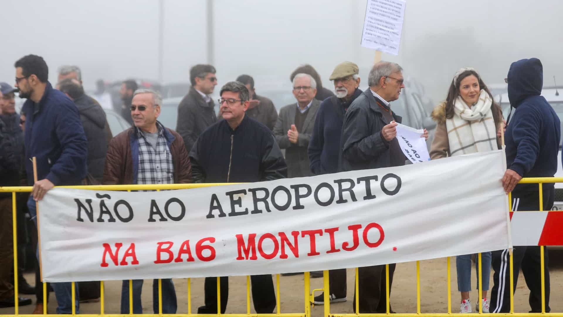 Montijo: ANAC ainda não sabe que municípios têm parecer vinculativo
