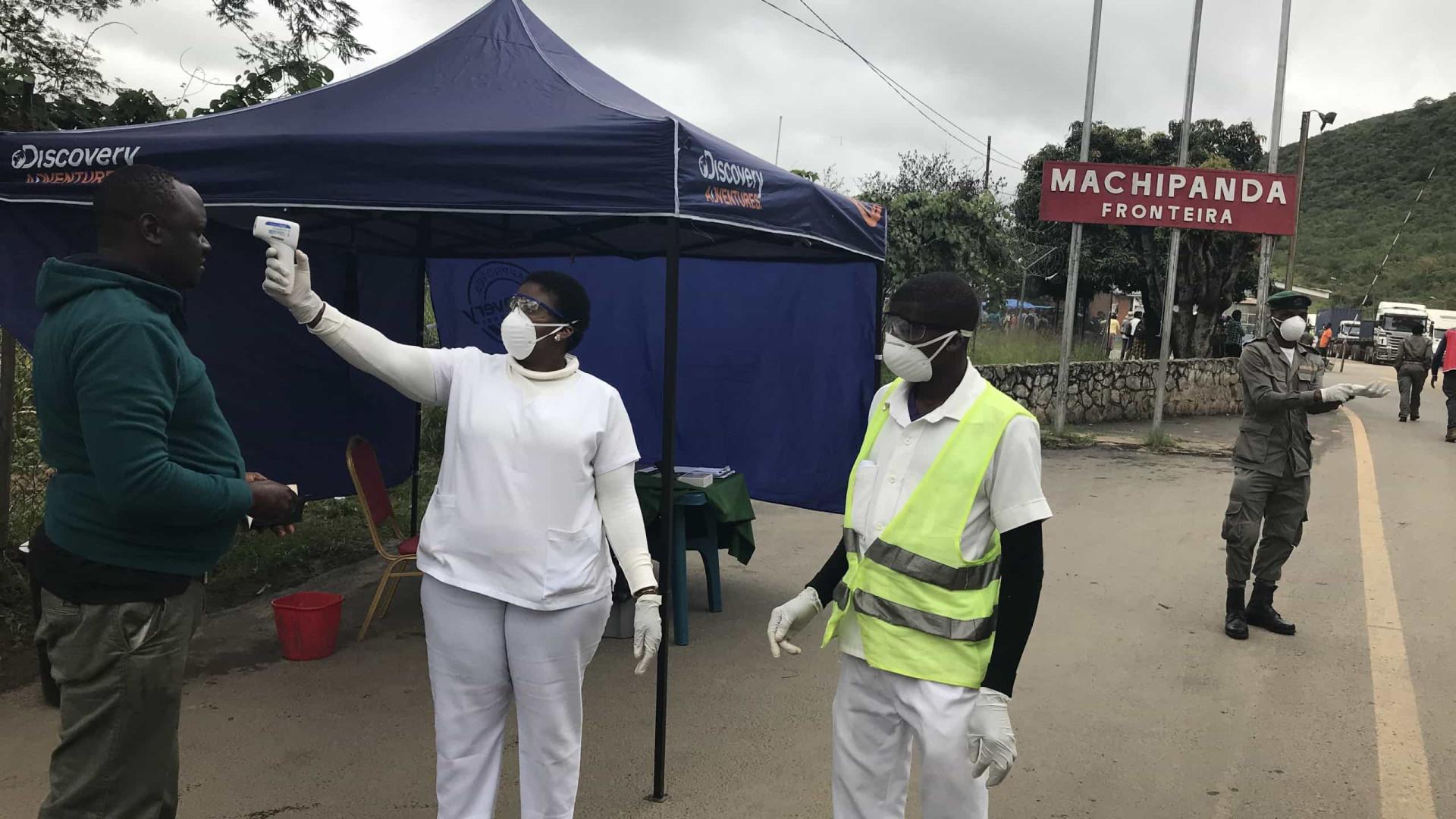 Resultado de imagem para coronavirus em moçambique