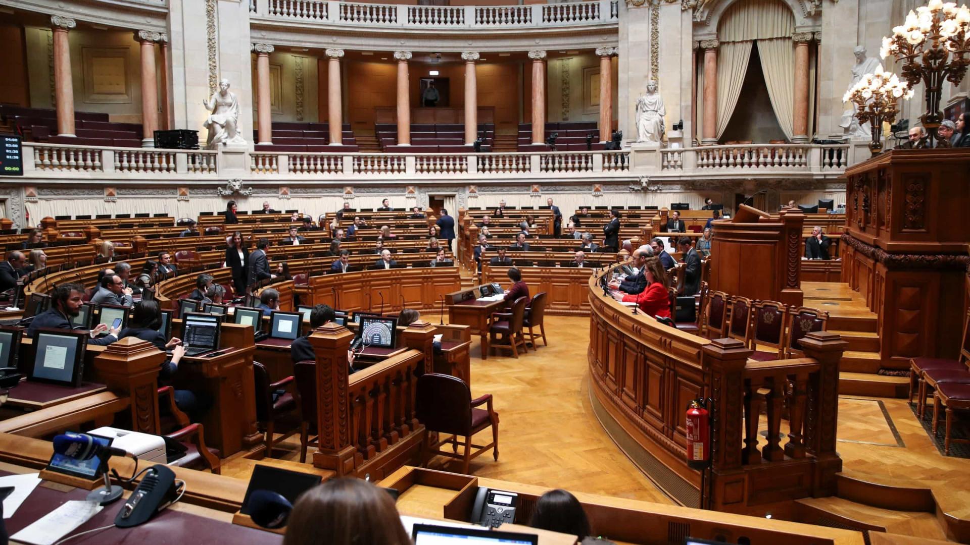 AR aprova mudança do Constitucional e Supremo Administrativo para Coimbra