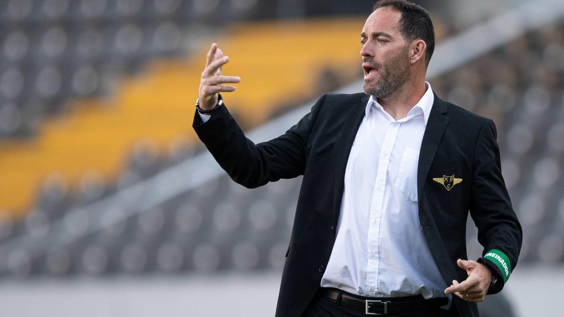 "Ricardo Soares quer Moreirense ""concentrado"" e ""motivado"""