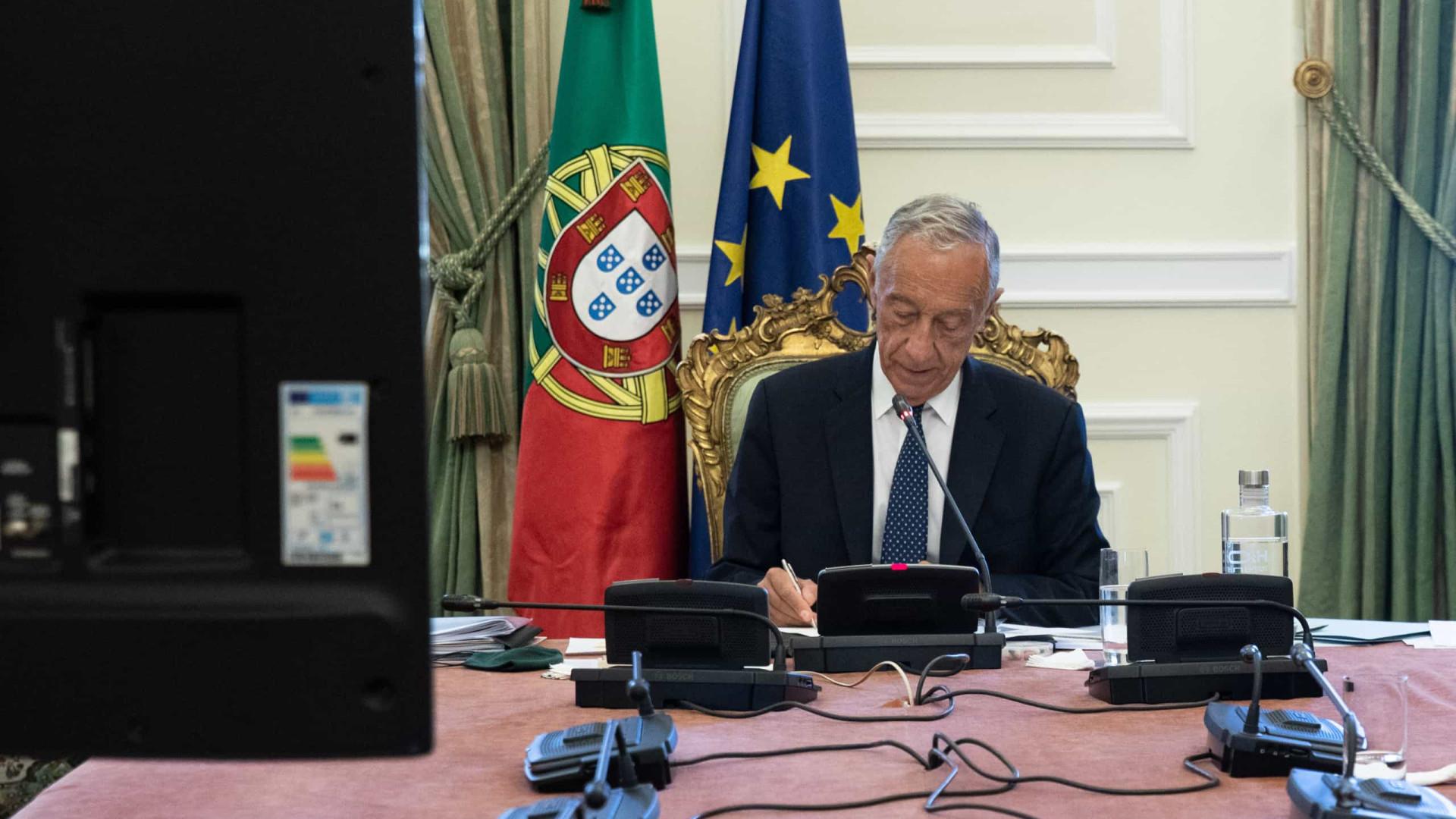 Marcelo ouve partidos sobre nova emergência e espera que seja a última