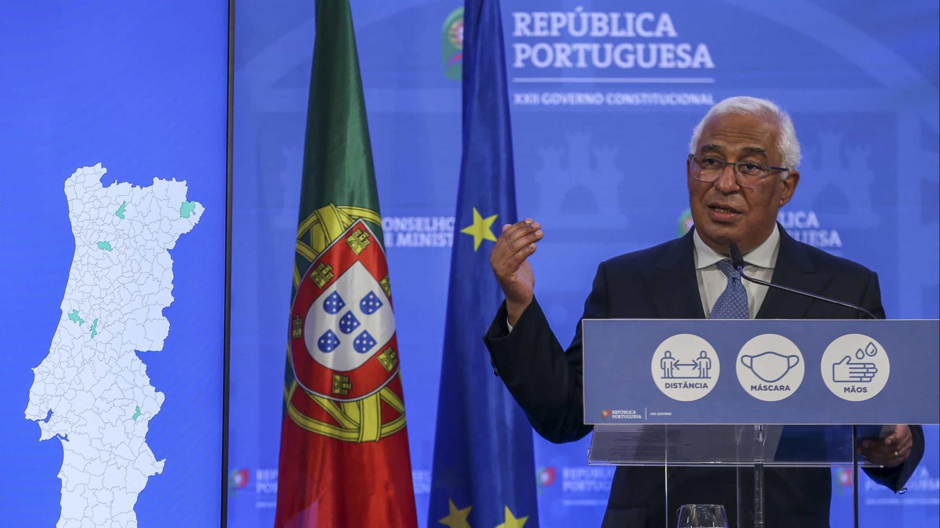 """Partidos e Marcelo desejam, mas fim da Emergência """"depende da pandemia"""""""