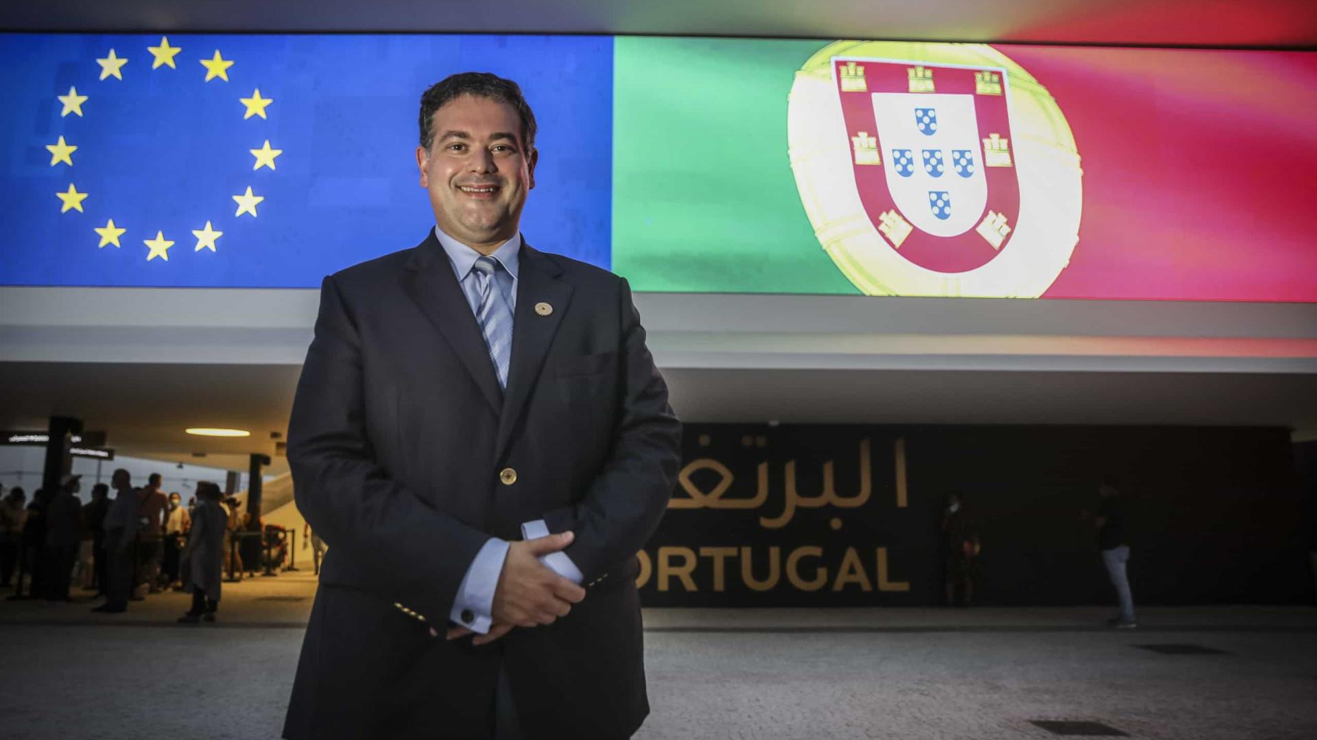 ExpoDubai. Pavilhão de Portugal já teve cerca de 42 mil visitas