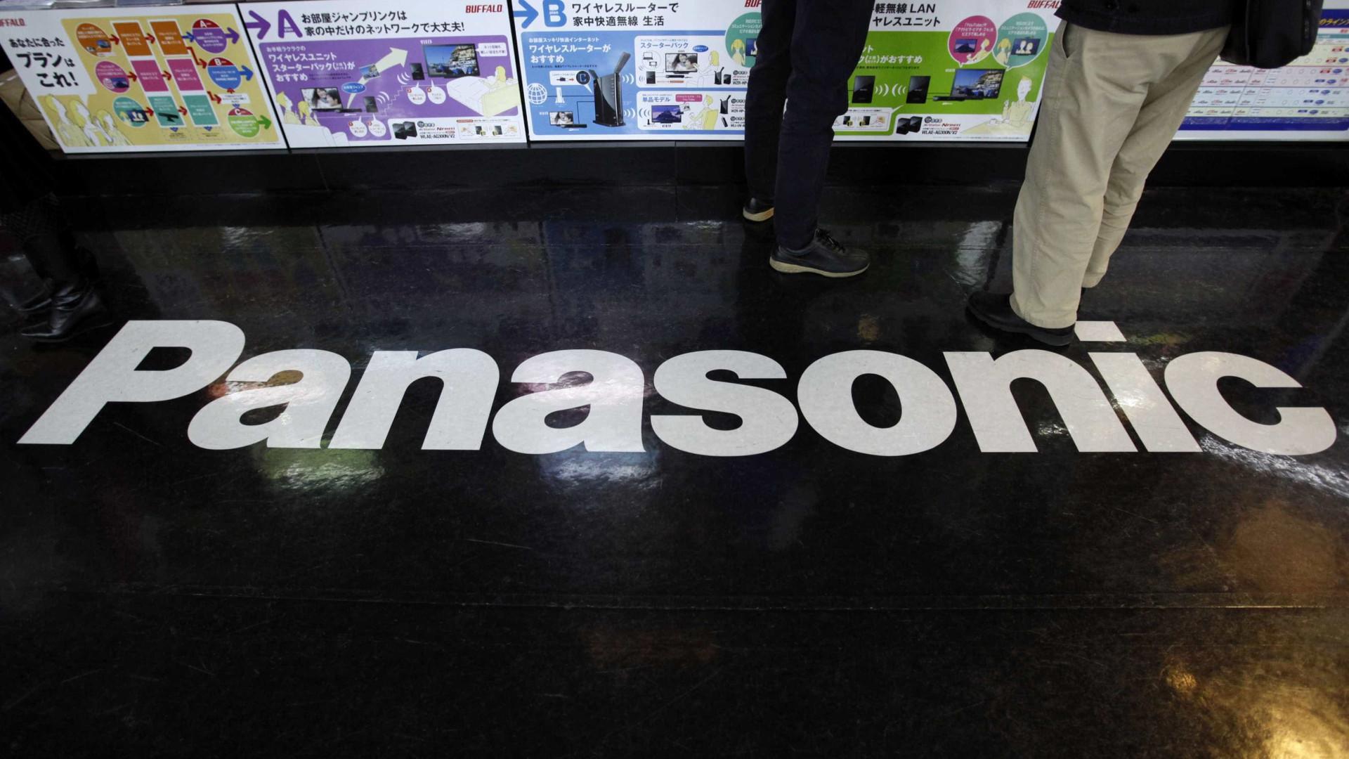 Panasonic: Operações com Huawei que não violam restrições mantêm-se