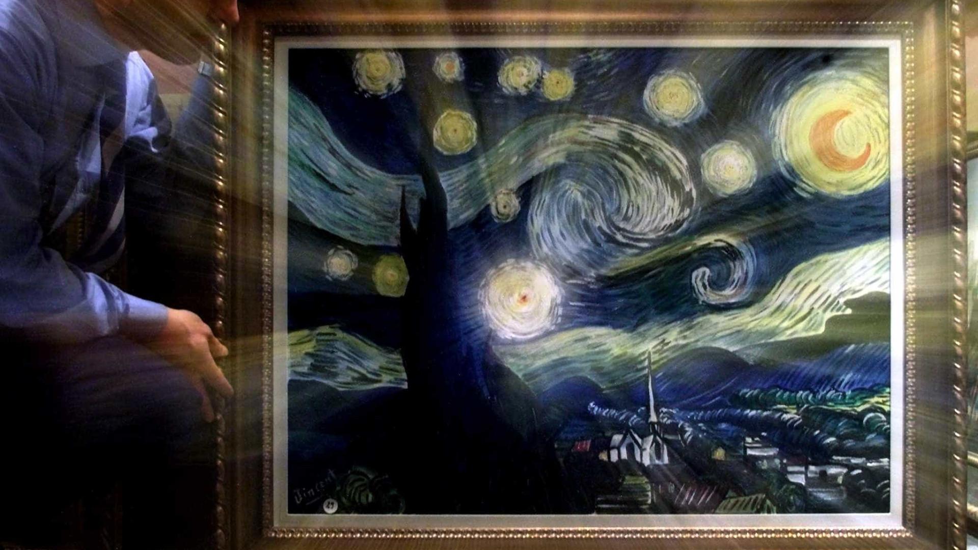 Quadro De Van Gogh E O Mais Visto No Google Art Project