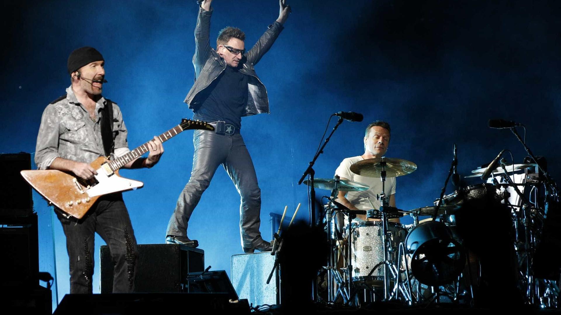 Fãs de U2, há mais bilhetes disponíveis para concerto em Lisboa