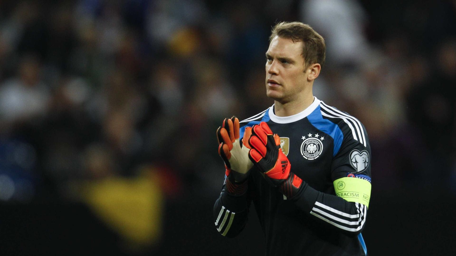 """Neuer e a polémica com Ter Stegen: """"Temos falado normalmente"""""""