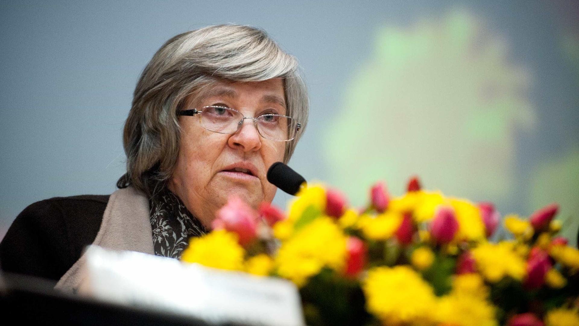 Helena Roseta renuncia aos cargos de presidente e deputada da AML