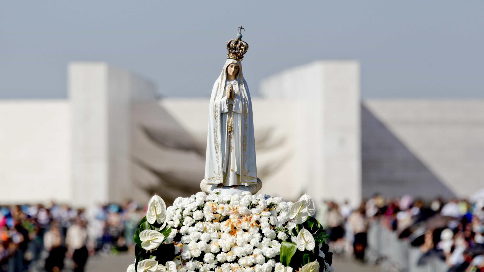 Imagem De Nossa Senhora De Fatima Vai Ser Coroada Em Inglaterra No