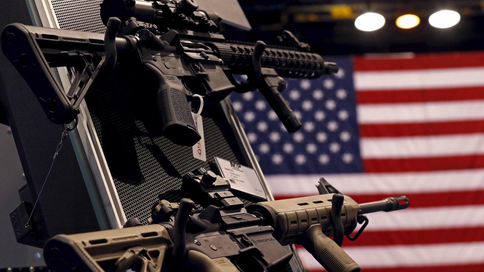 Resultado de imagem para armas dos Estados Unidos