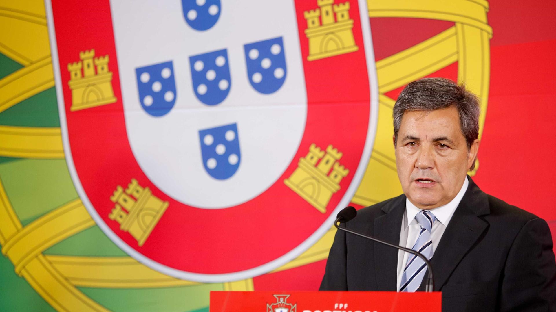 Fernando Gomes reúne-se com presidentes dos 34 clubes profissionais