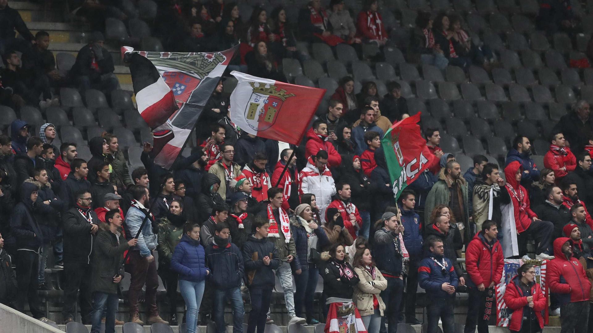 Sp.Braga-Rangers: A felicidade minhota à distância de um golo