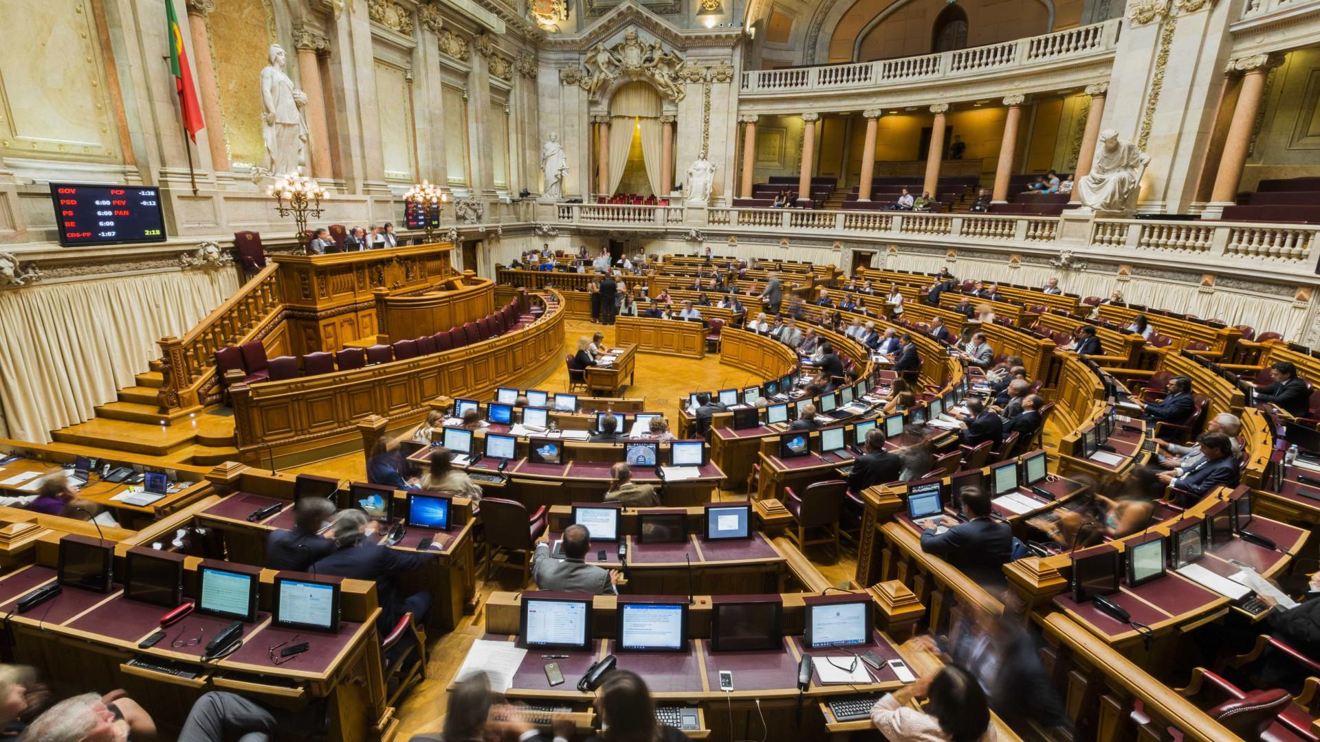 PS, PSD, PCP e PEV rejeitam projeto para fazer da violação crime público