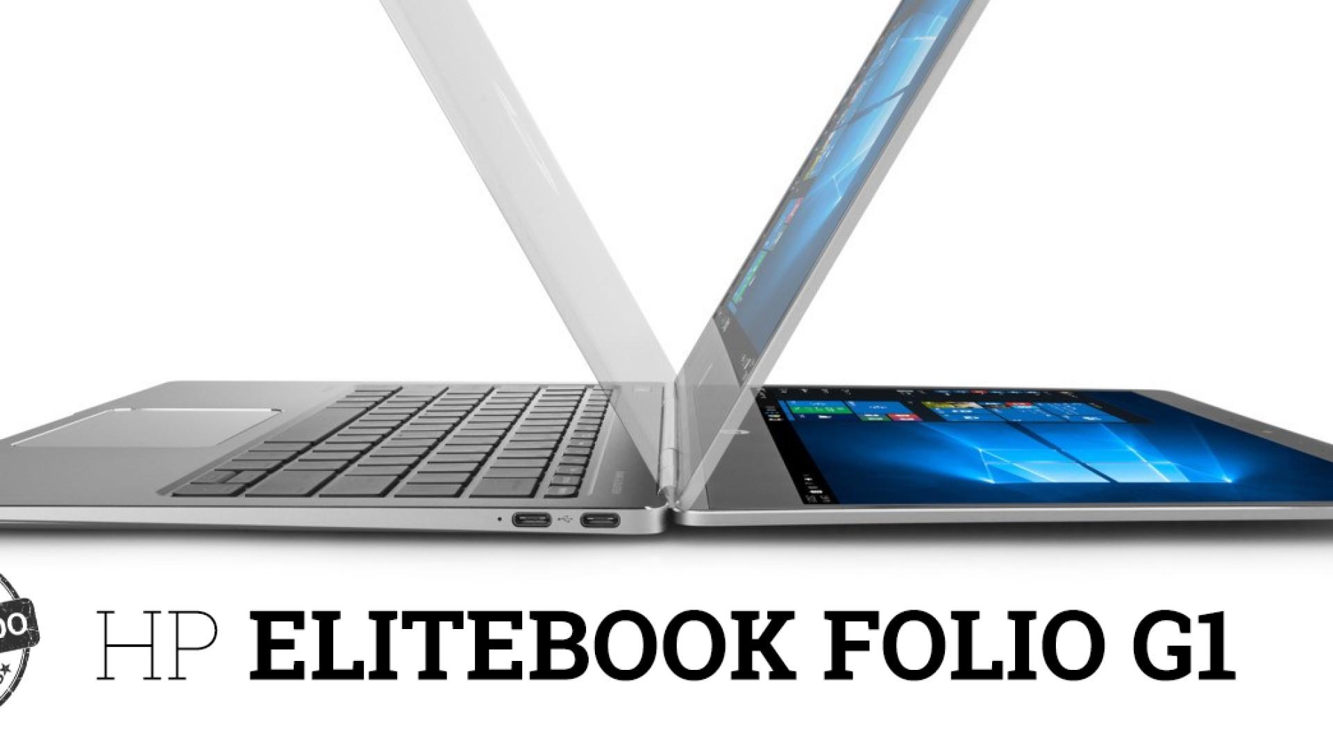 HP Elitebook Folio G1: A escolha certa para elegância e portabilidade