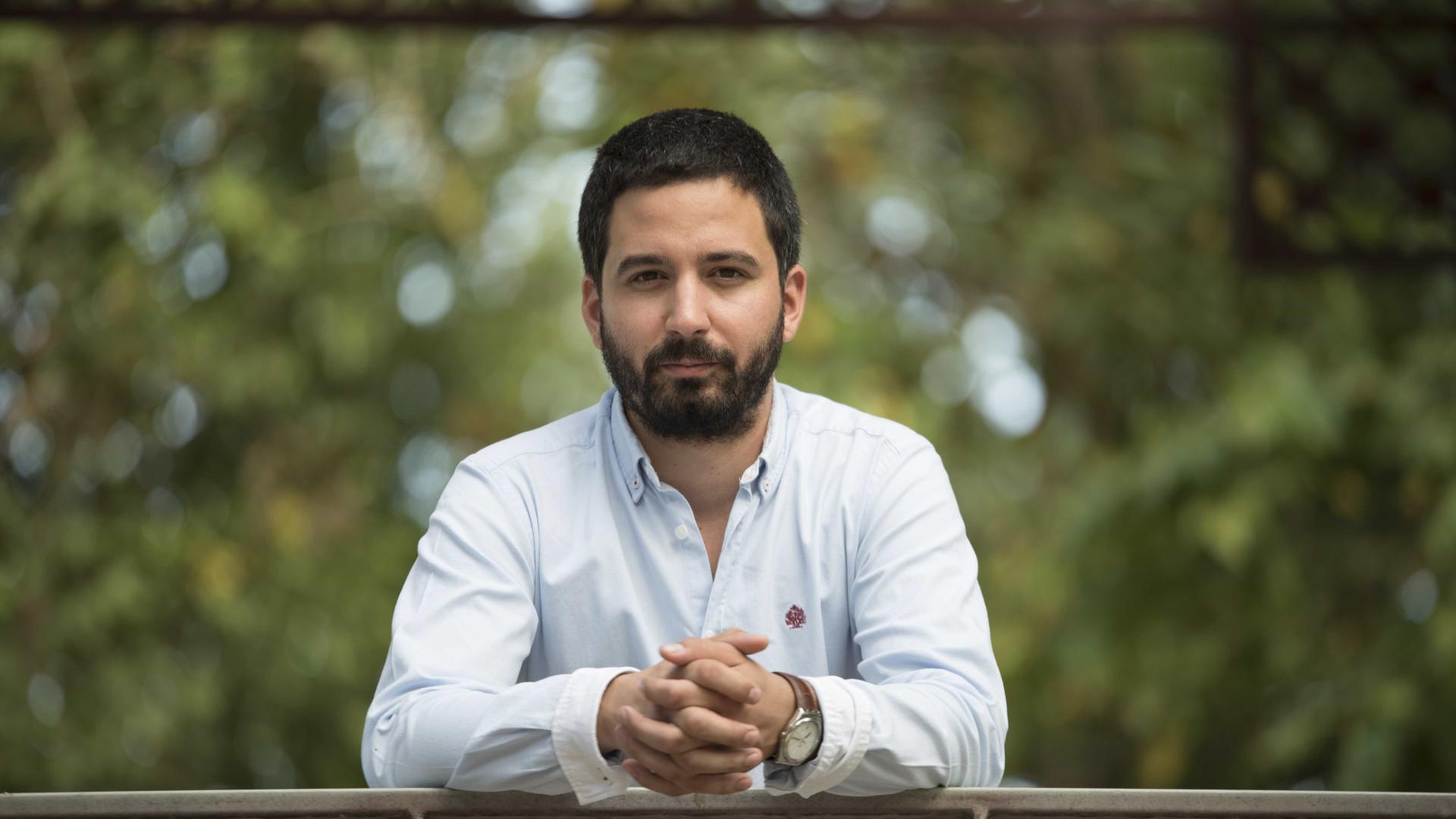 """""""André Ventura é um militante ativo de extrema-direita e não é de agora"""""""