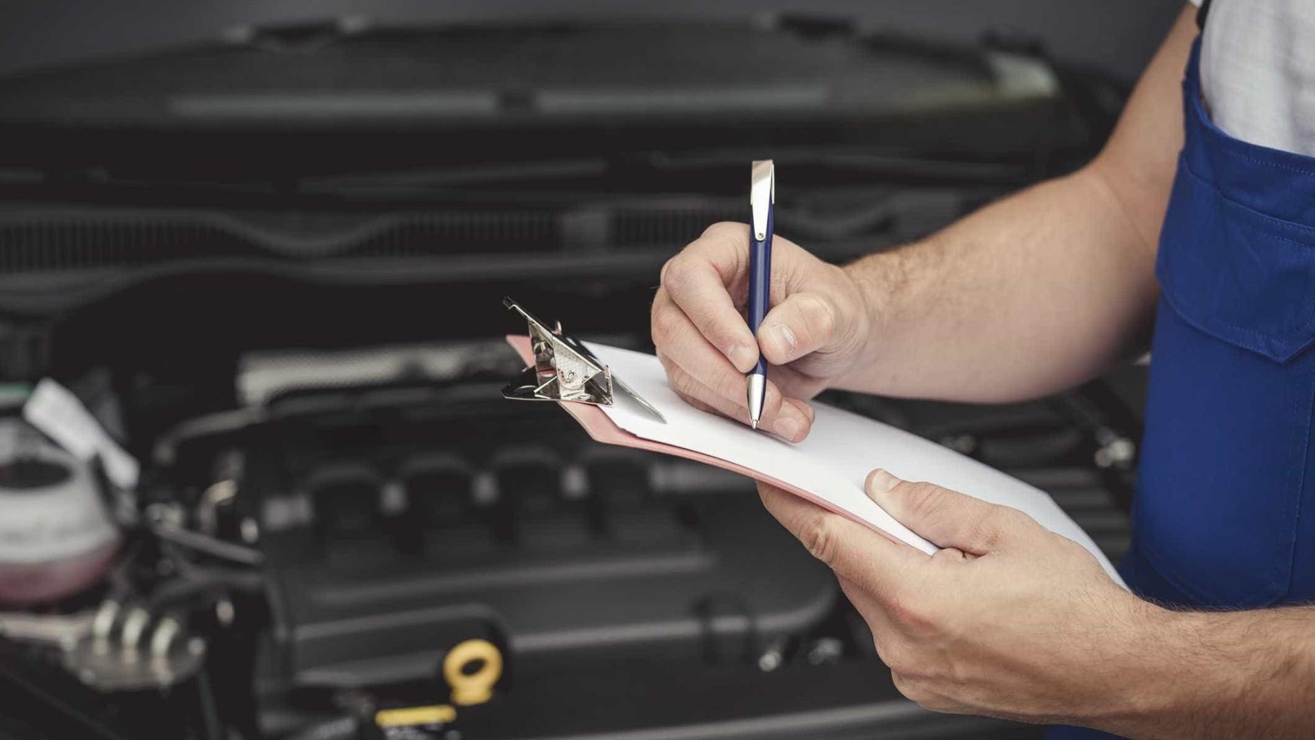 Carro sujo? Novas regras na inspeção chumbam carros por falta de limpeza