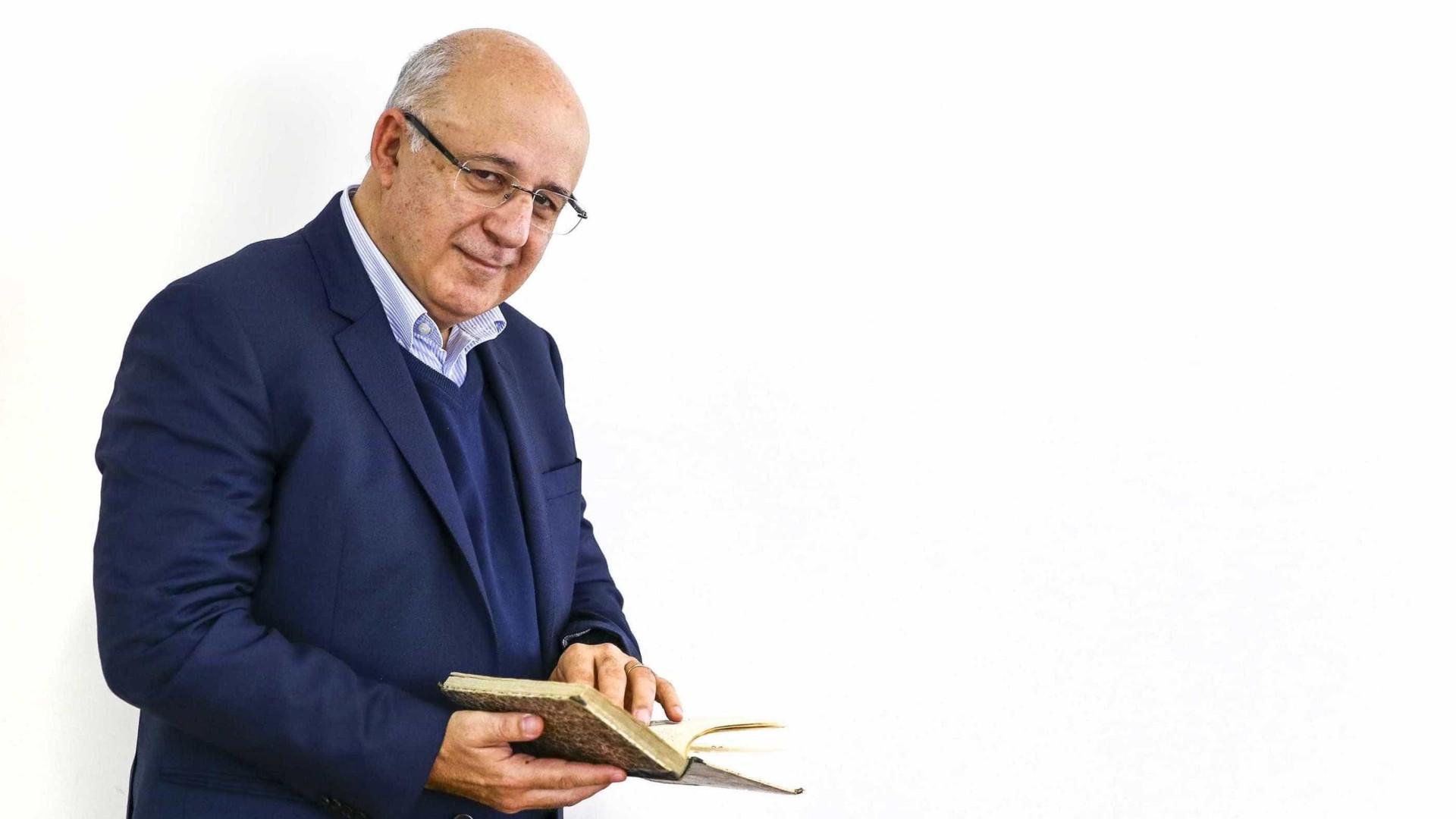 """""""Fui eu o primeiro em Portugal a introduzir manuais escolares gratuitos"""""""