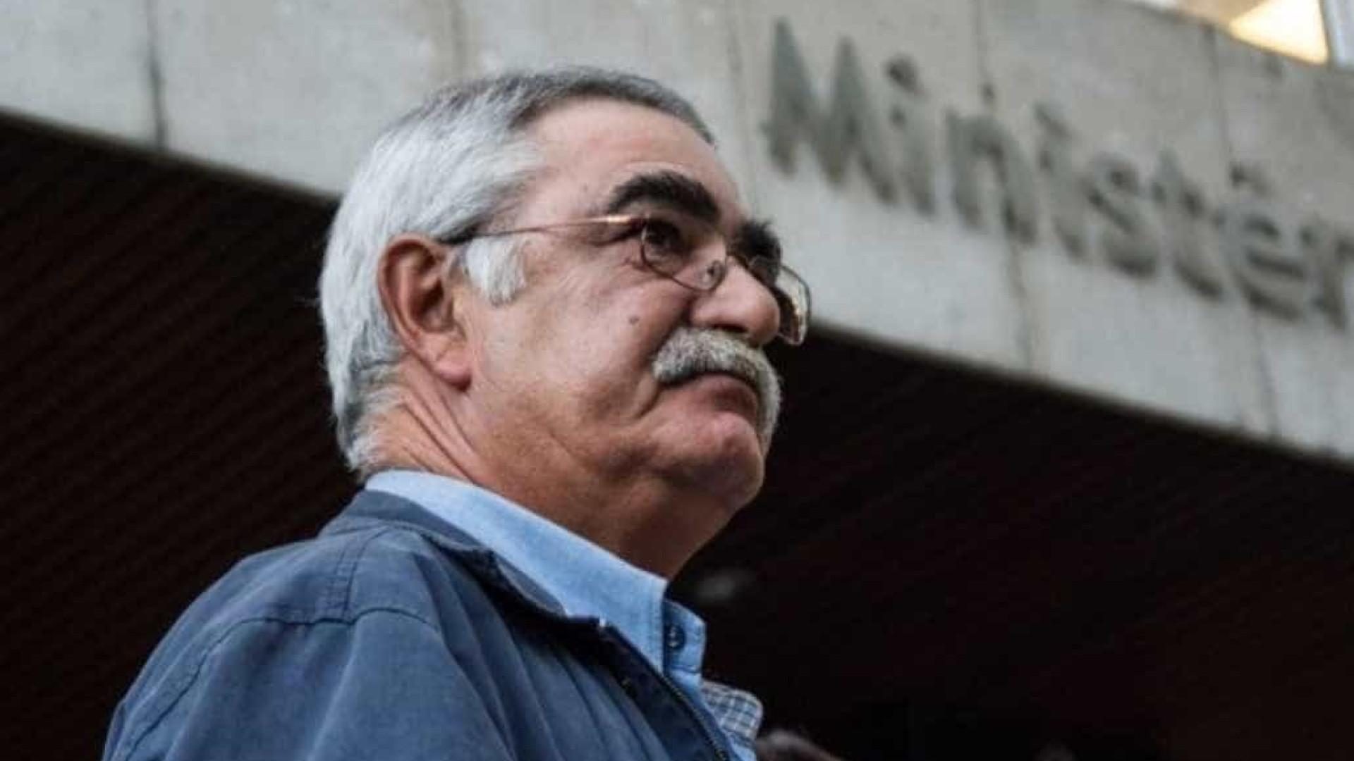 """""""A greve só termina quando o Governo decidir cumprir a lei"""""""