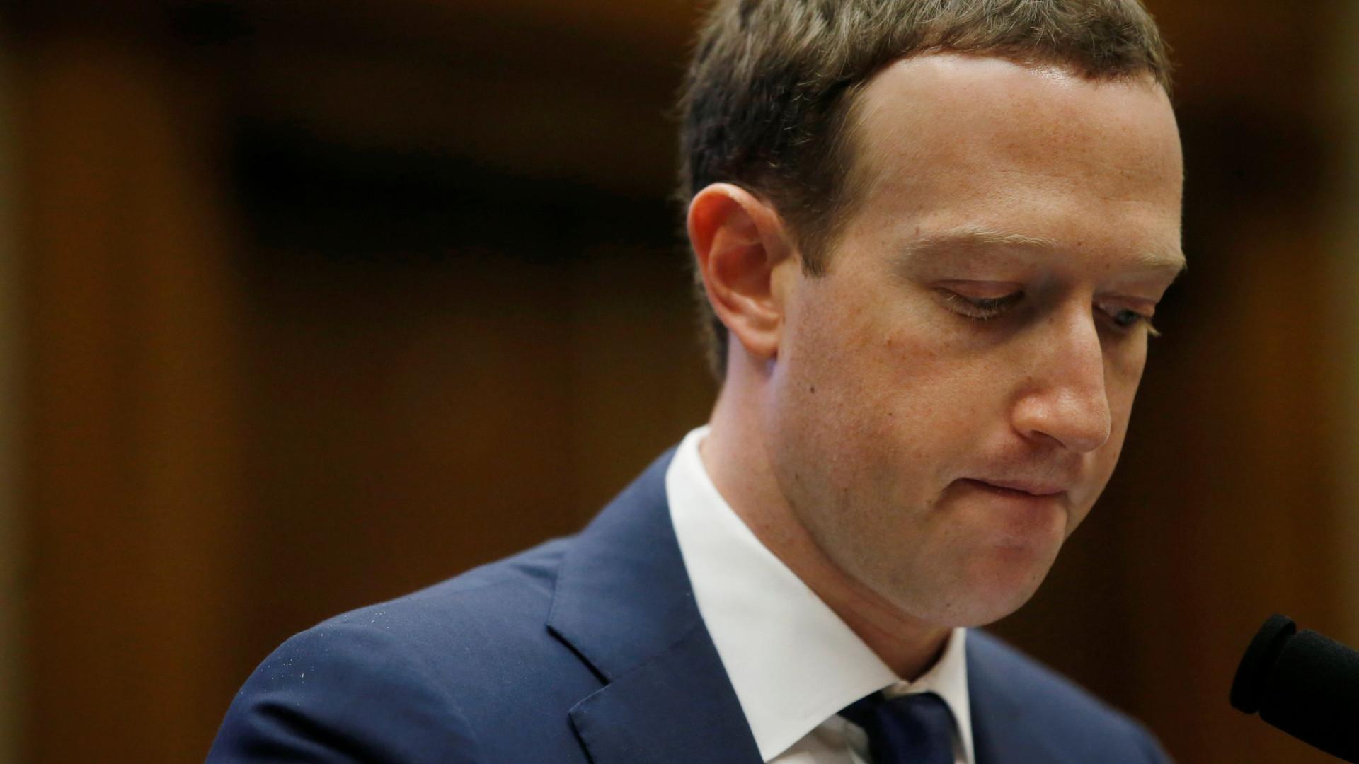"""Eleições dos EUA serão um """"teste"""" para o Facebook, admite Zuckerberg"""