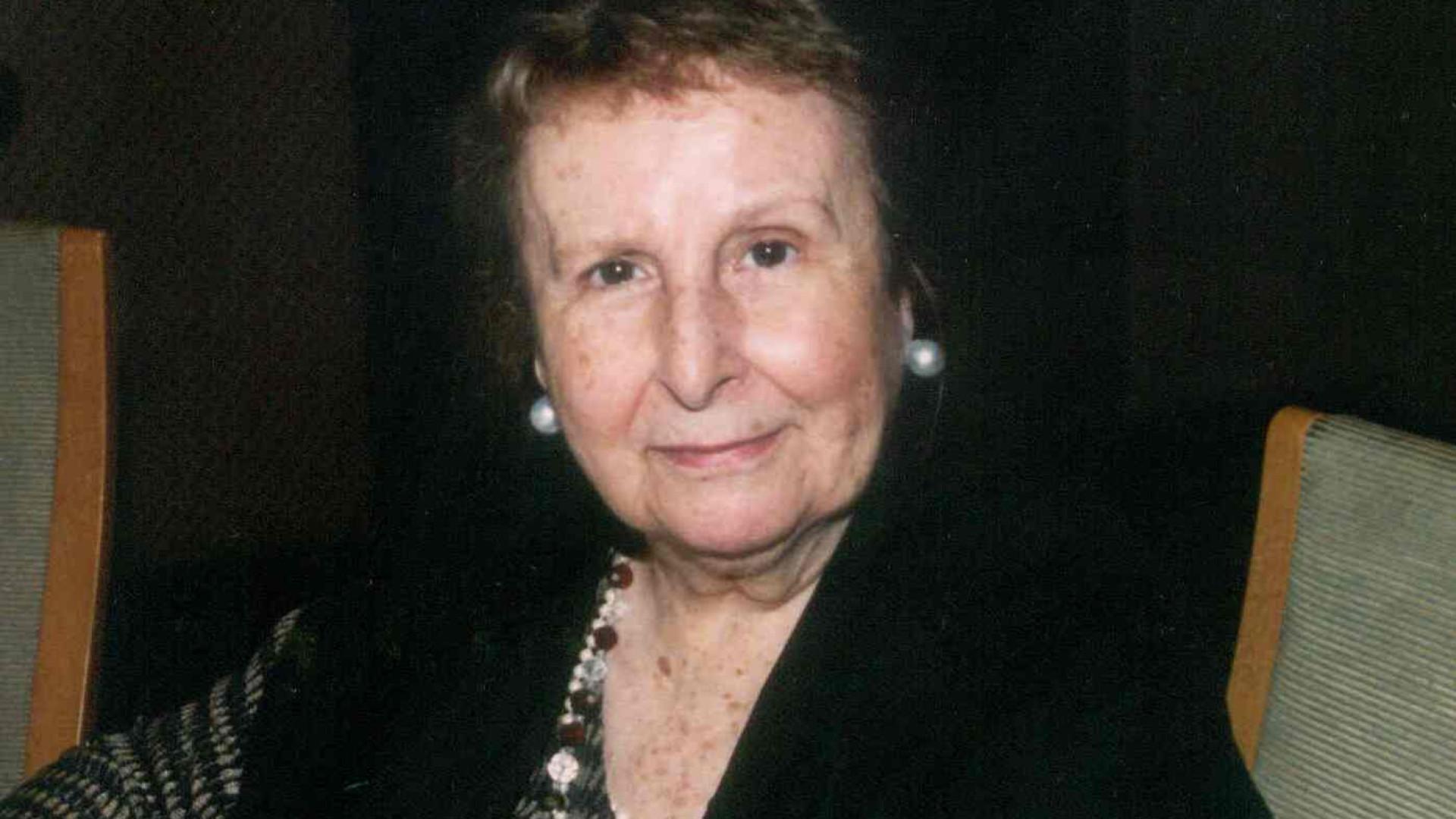 Morreu Agustina Bessa-Luís. Tinha 96 anos