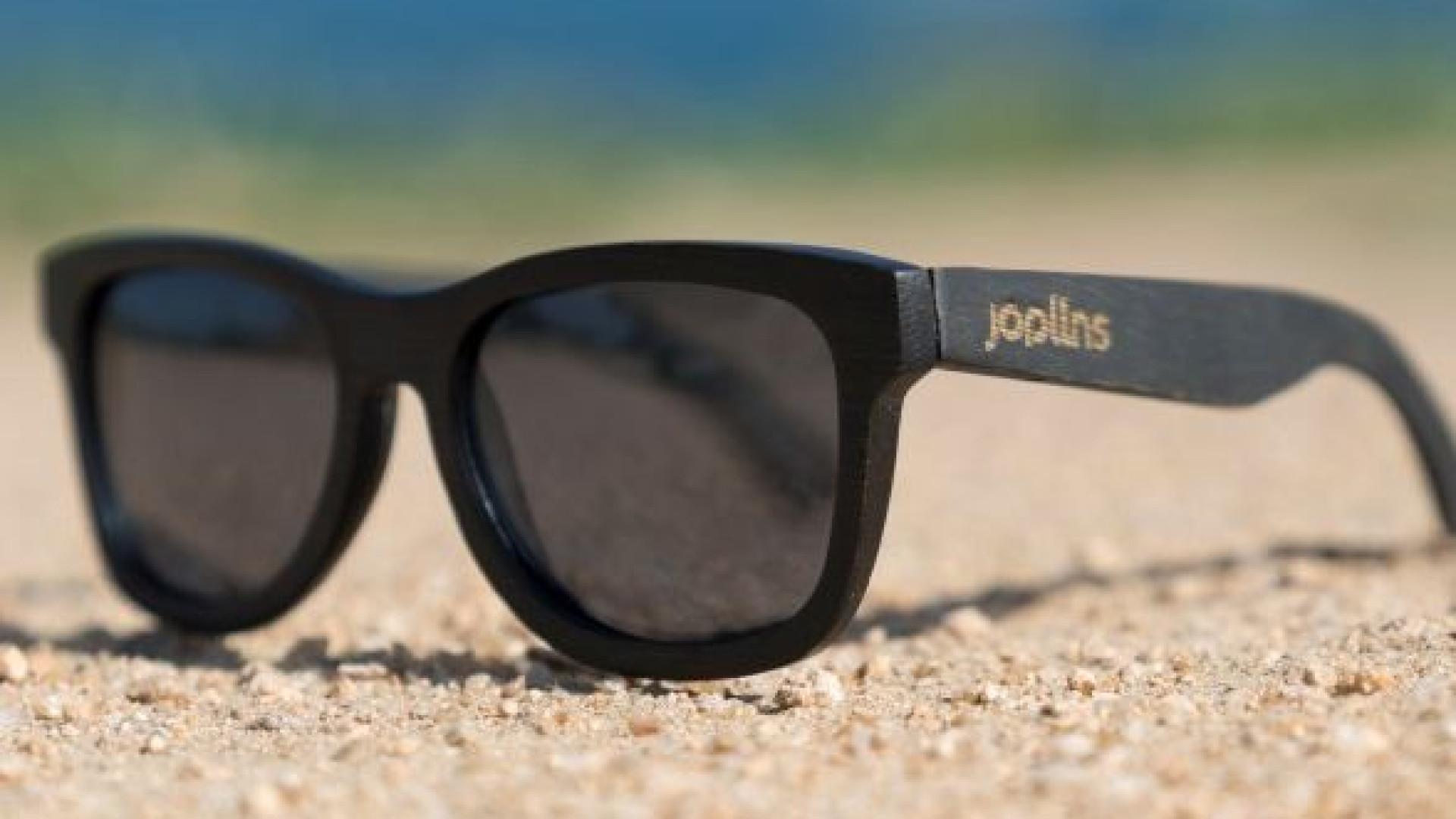 038128c97 Estes óculos são portugueses, ecológicos e já garantiram o seu sucesso