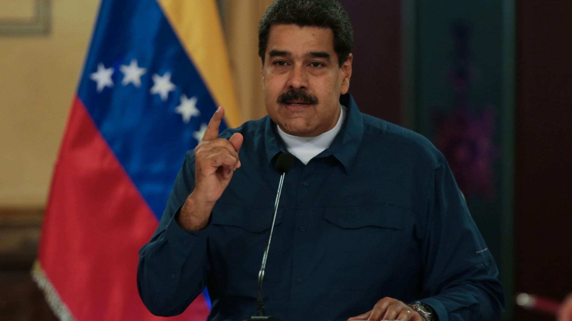 Maduro pede a Guterres que nomeie comissão para observar eleições
