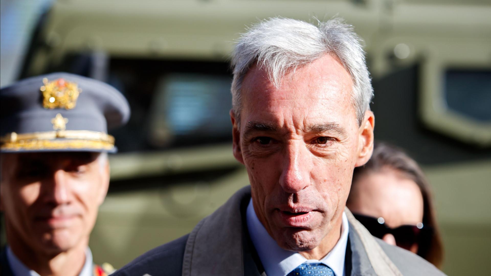 """OE. Ministro """"confiante"""" em acordo que evite cenário """"muito penalizador"""""""