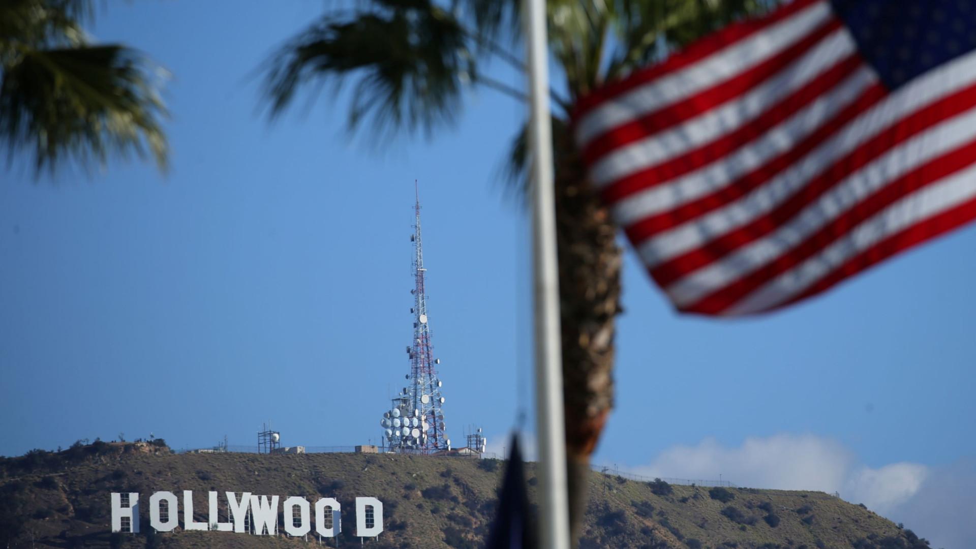 Covid-19: Hollywood trava a fundo por causa da pandemia
