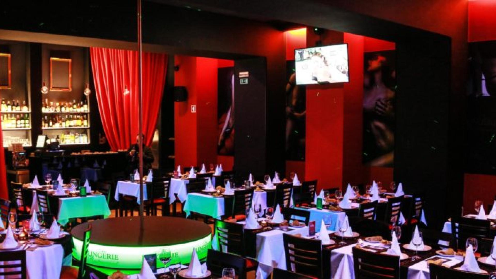3c7402cda The Lingerie Restaurant convida os namorados a uma  orgia campestre