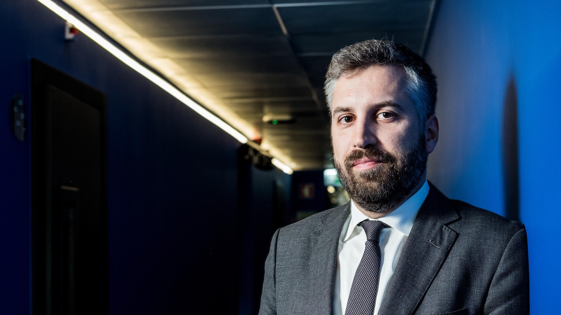 """Comboio tem de chegar às capitais de distrito"", diz Pedro Nuno Santos"