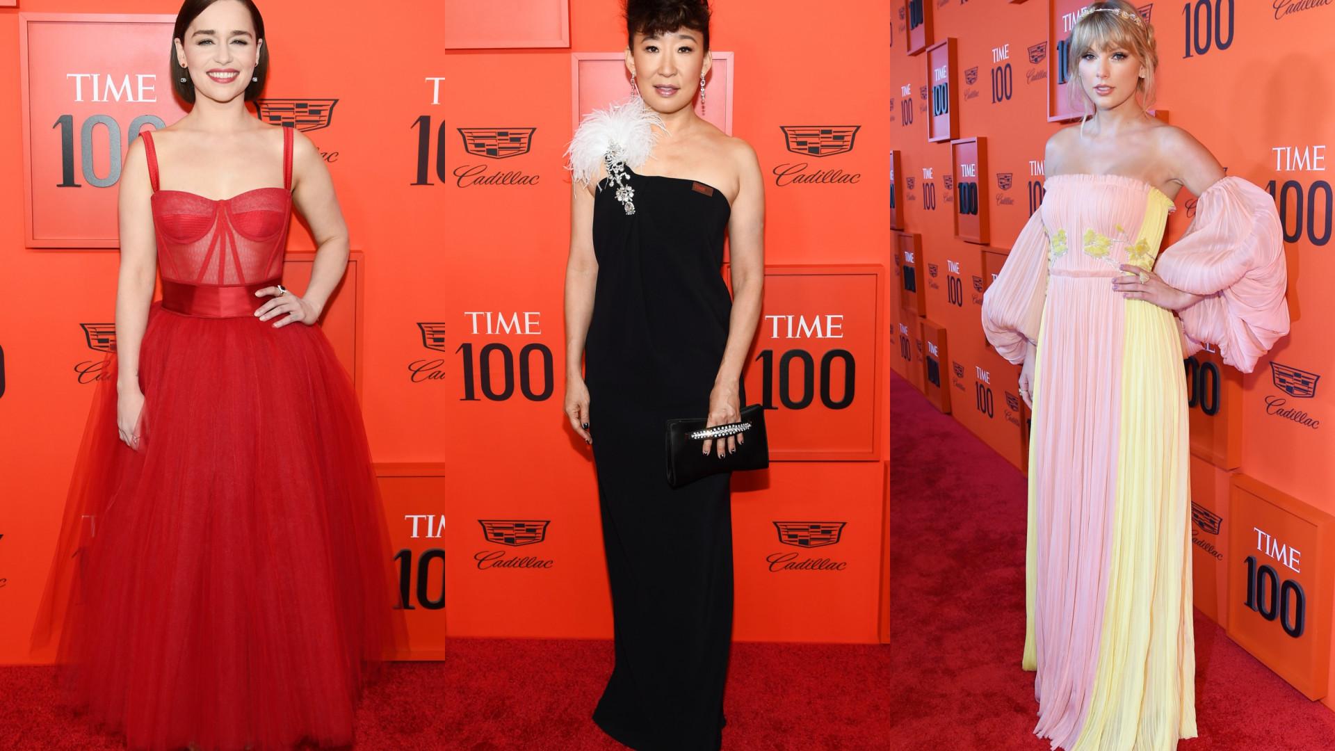 c4032c399a  Time 100   Celebridades reunidas para noite de glamour