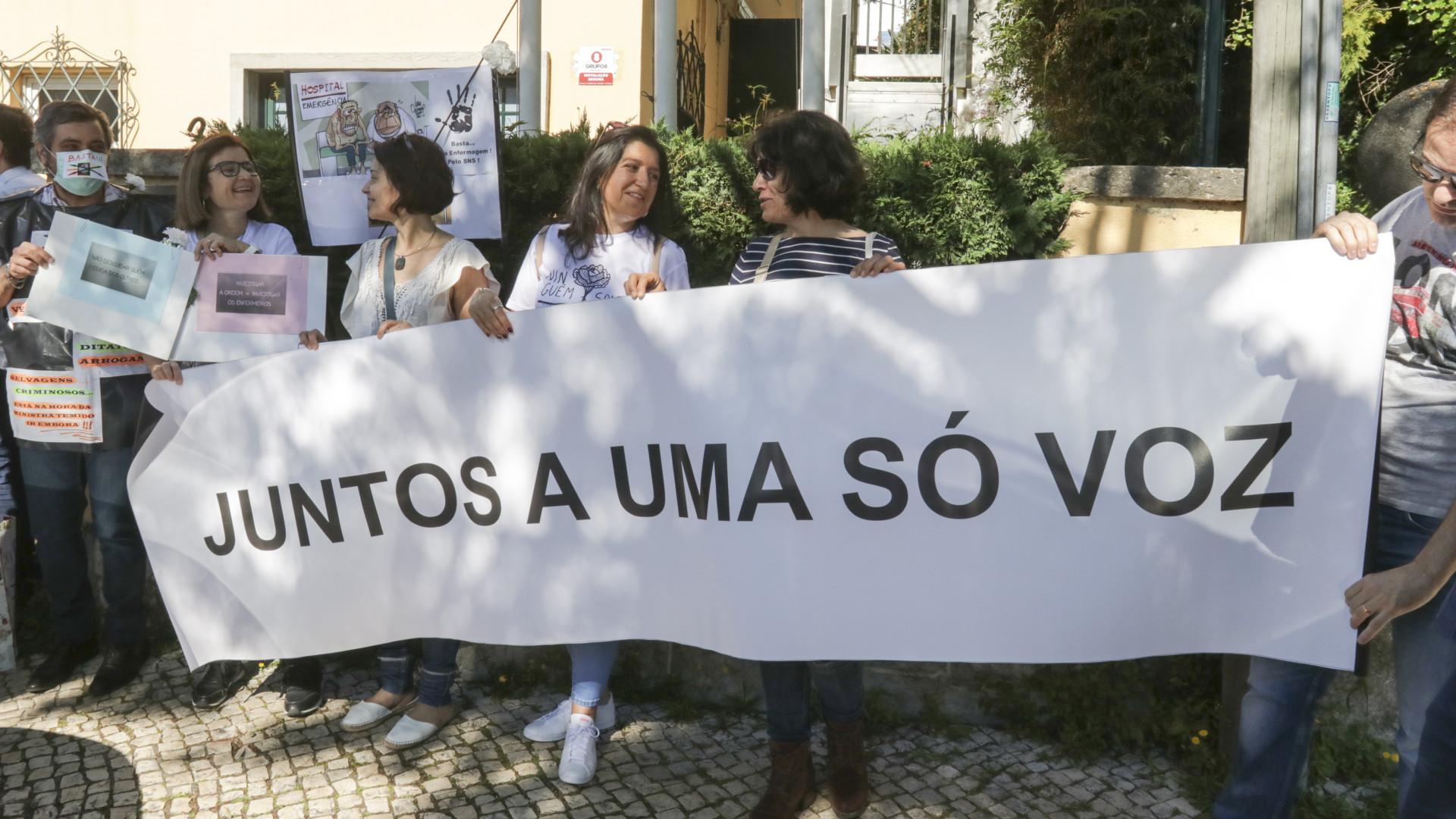 968dab91a O Sindicato dos Enfermeiros Portugueses (SEP) anunciou hoje, no Porto, que  vai promover uma petição pública para que a carreira de enfermagem, ...