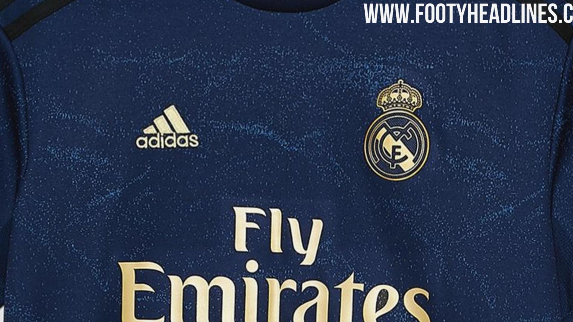e4952604f Revelados os novos equipamentos do Real Madrid para 2019 20