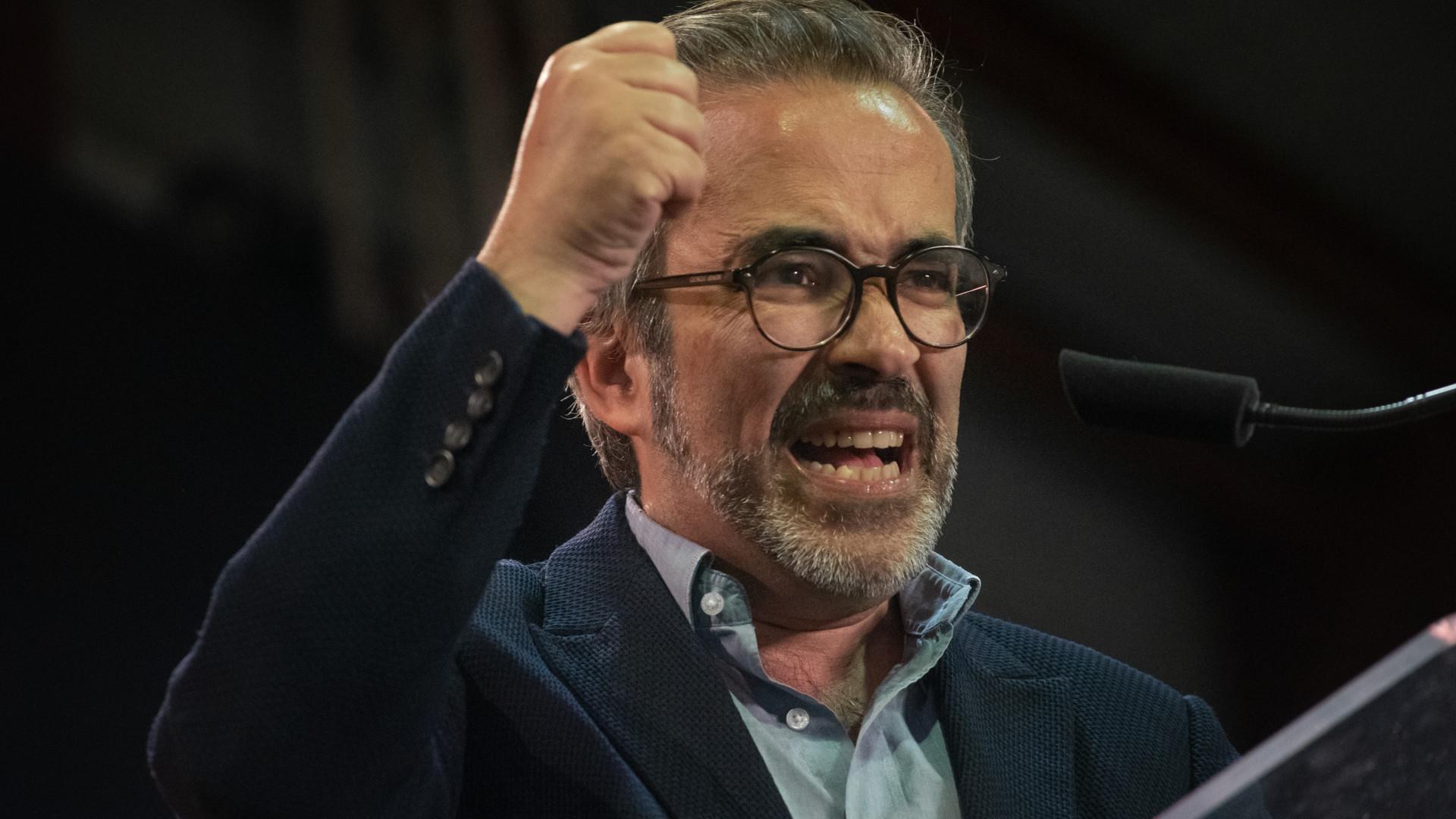 PSD. Dirigentes e militantes de Setúbal declaram apoio a Paulo Rangel